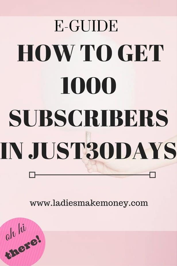 how-to-get-1000-subscribers-in-just-30-days