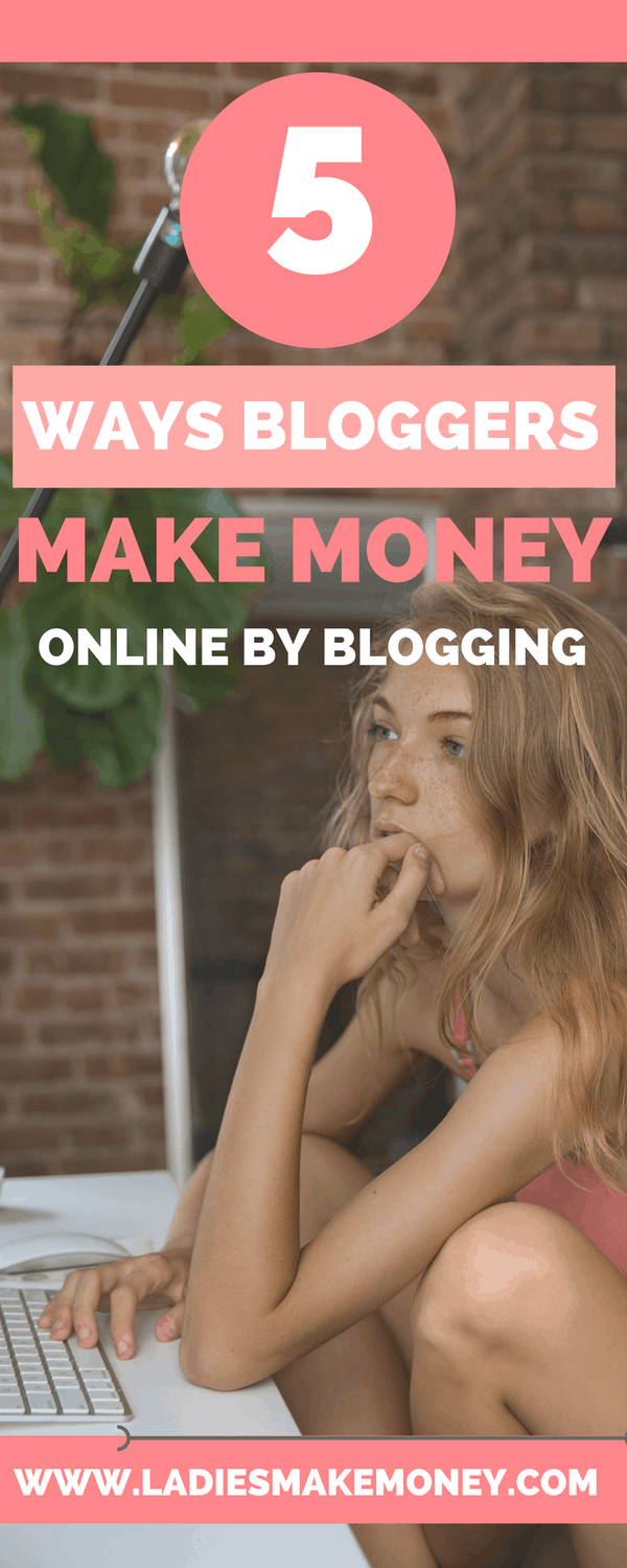 How to make money from your blog from home