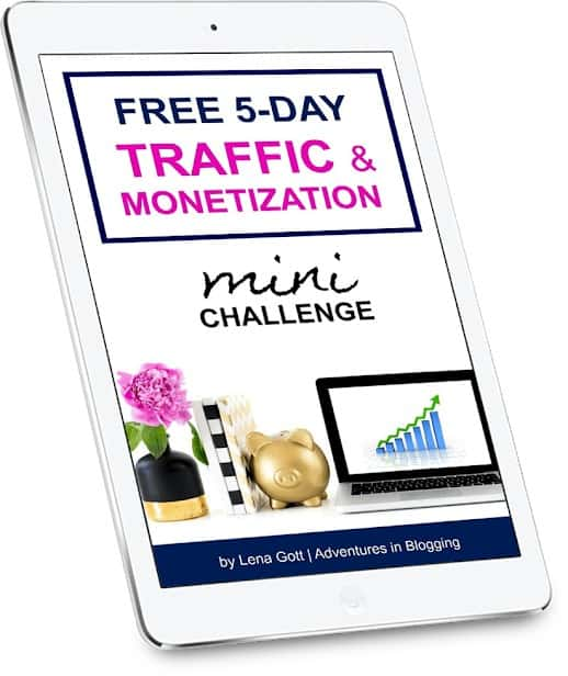 Mini traffic challenge by Lena Gott