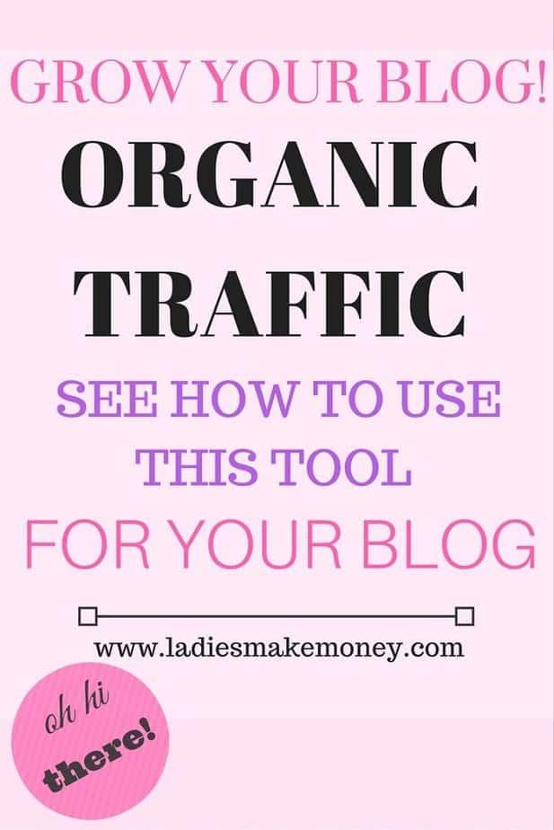 Organic Traffic: