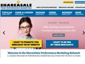 SHAREASALE aFFILIATE