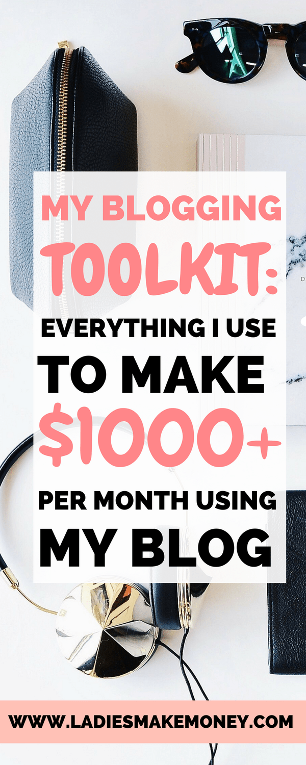 blogging tools make money