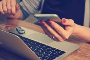Making money by blogging