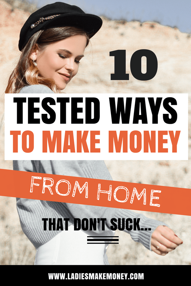 10 Make money from home ideas that you can use to make extra money fast.If you are looking for ways to make extra cash fast on the side,then click over to learn more on how to achieve your goals.We have great tips for you on how to make money online fast from home by side hustling.ways to make extra money each month. Make extra money   Earn money   Side Hustle   Starting a blog   How to make money  Work from home part time jobs   Make Money Fast #workfromhome #makemoneyonline #makemoney #sahm