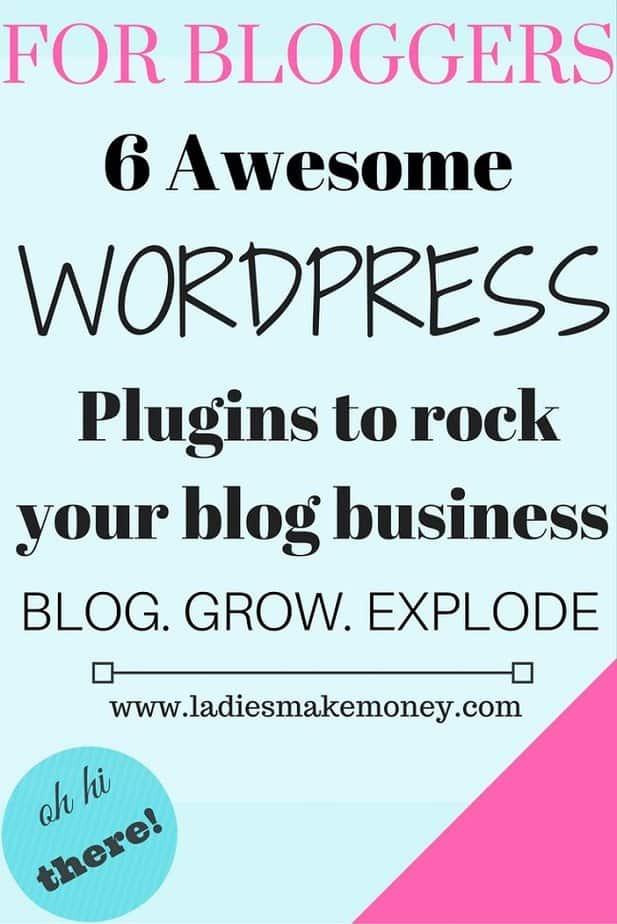 WordPress Plugins for Bloggers