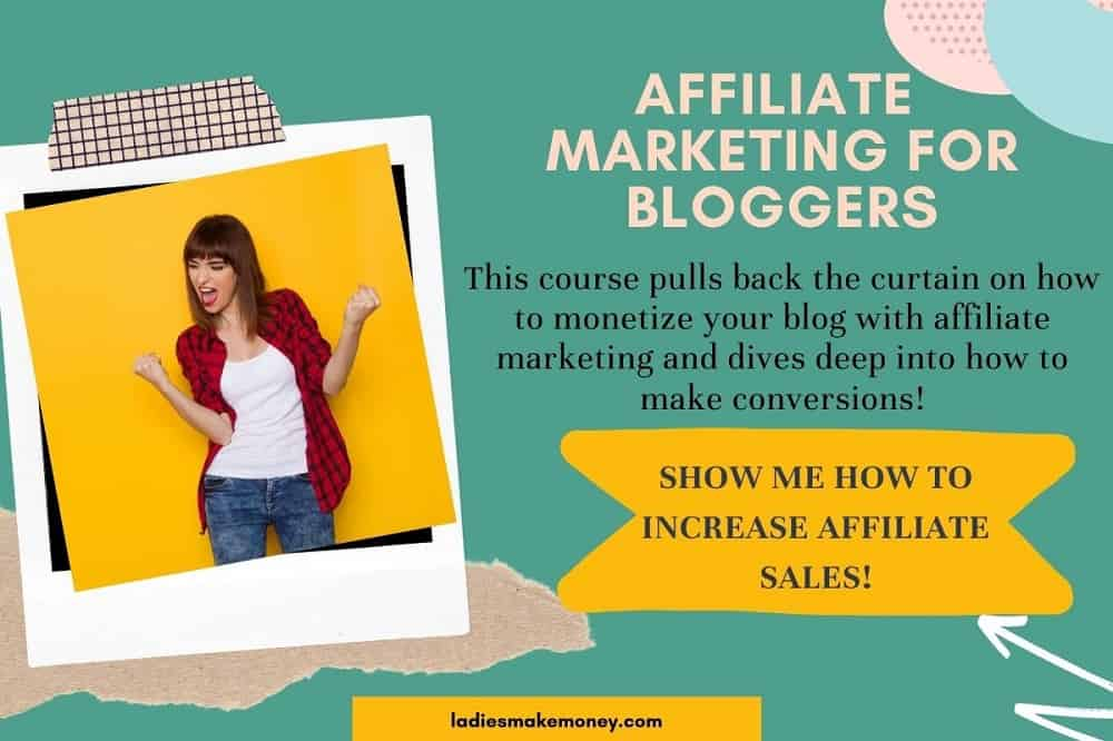 Learn exactly how to make extra money promoting affiliate products.