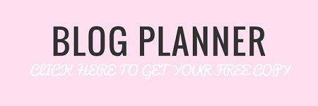 Blog Planner- Blog SEO