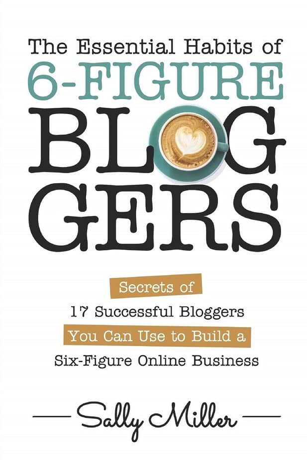 The best books on blogging is the essential habits of 6-figure bloggers where we examine what it takes to be a successful blogger. #6figureblogger #makemoneyblogging #bloggingtips