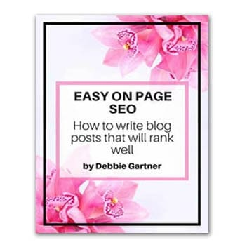 Easy on page seo for beginners. Learn everything you need to know about SEO today #bloggingseo #seobooks