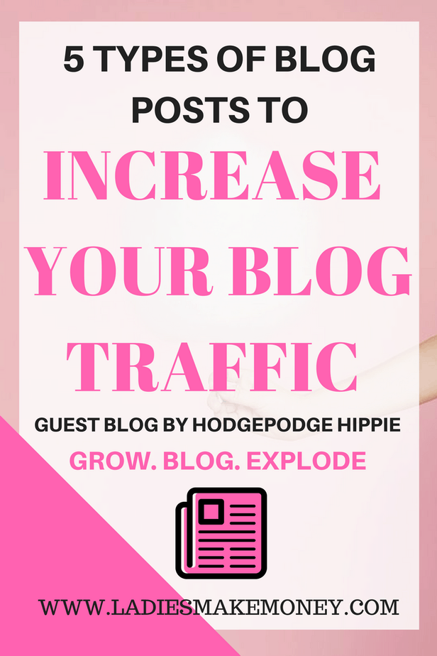 How to increase blog traffic- How do I get more blog traffic-
