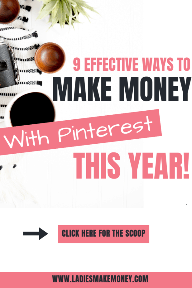 If you are wondering how to make money on Pinterest we have 9 amazing ways to do so. Make Money Blogging by creating posts that do well. You can make money on Pinterest even without a blog by applying these strategies. Make Money From Home using Pinterest and social media. If want to Make Money Online read this. #Pinteresttips #Bloggingformoney