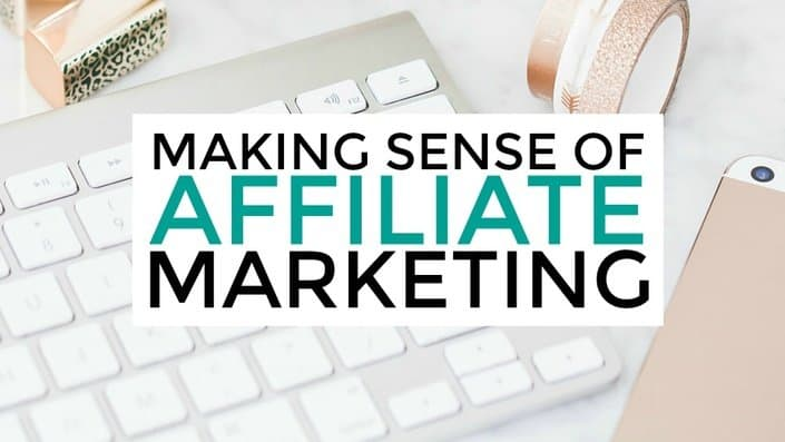 Making Sense of Affiliate Marketing. Tips on how to make money using Affiliate Marketing, check out making sense of affiliate marketing.