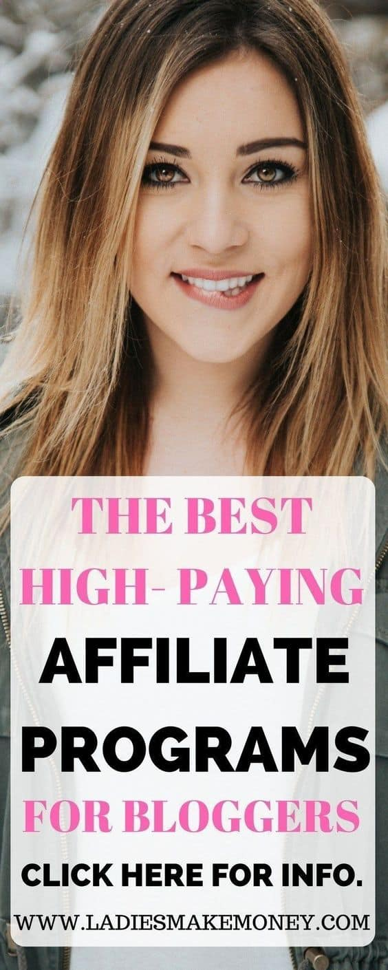 What Affiliate Programs should you join to make Money? Join these high end paying affiliate marketing for bloggers to make money online. Learn how to make money from your blog using affiliate marketing. How do you start affiliate marketing? Take a course in affiliate marketing such as making sense of affiliate marketing by Michelle in order to start monetizing your blog.