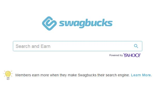 Make money online using Swagbucks