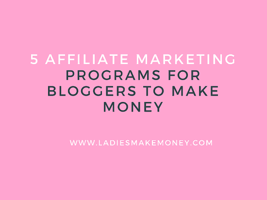 best money making affiliate programs This is infact one of the best affiliate programs to make money with cause you don't have all the trainings and software programs that will help you.