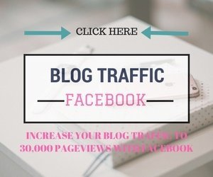 Increase your blog traffic with social media