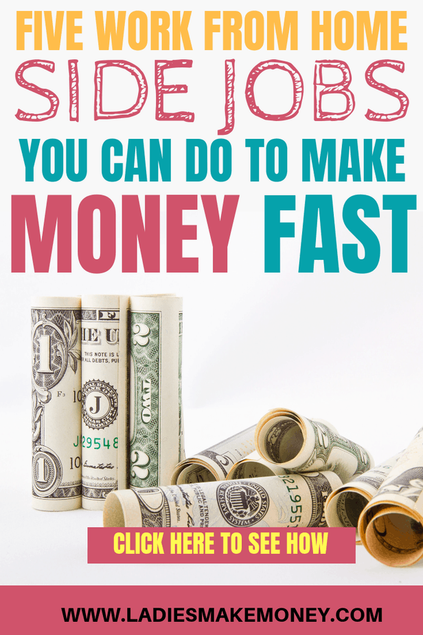 Here is a list of high paying work from home jobs you do to make a full-time income while working from home. These work from home jobs are perfect for moms. We have only listed high paying work from home jobs to make extra money fast. How to make money online as a busy stay at home mom. Make quick money working from home. #workfromhome Work from home to earn money extra cash. Work From Home Jobs | Make Money Online From Home | How To Make Money Online #makemoneyonline #sidehustles #workfromhomejobs