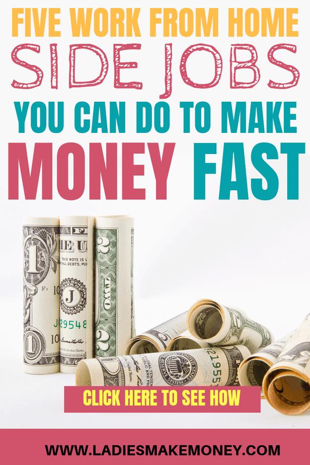 Good Side Job Ideas For Entrepreneurs Ladies Make Money