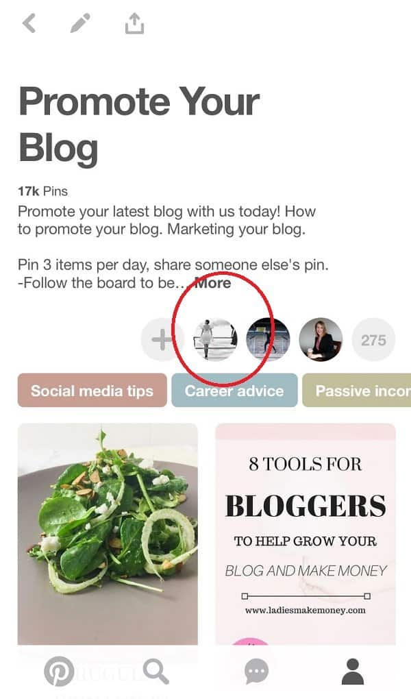 How to use Pinterest group boards