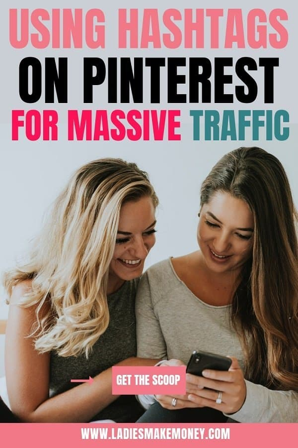 Not sure how to use hashtags on Pinterest? We decided to share the new Pinterest marketing tips that bloggers should be using to increase blog traffic. This is exactly how we are using hashtags on Pinterest to get more Pinterest views. Pinterest tips for business |Pinterest tips and tricks | Pinterest tips for bloggers on social media #pinterestmarketing #pinteresttips