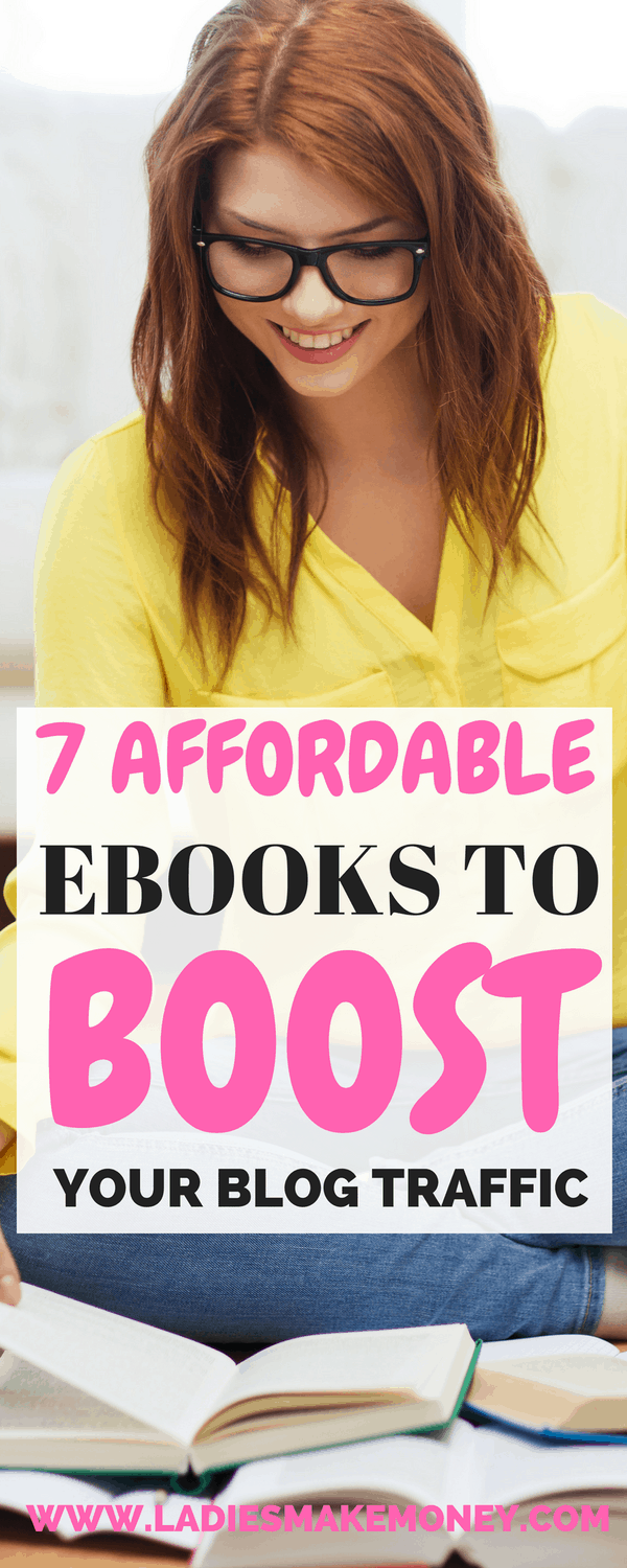 7 affordable ebooks to boost your blog traffic