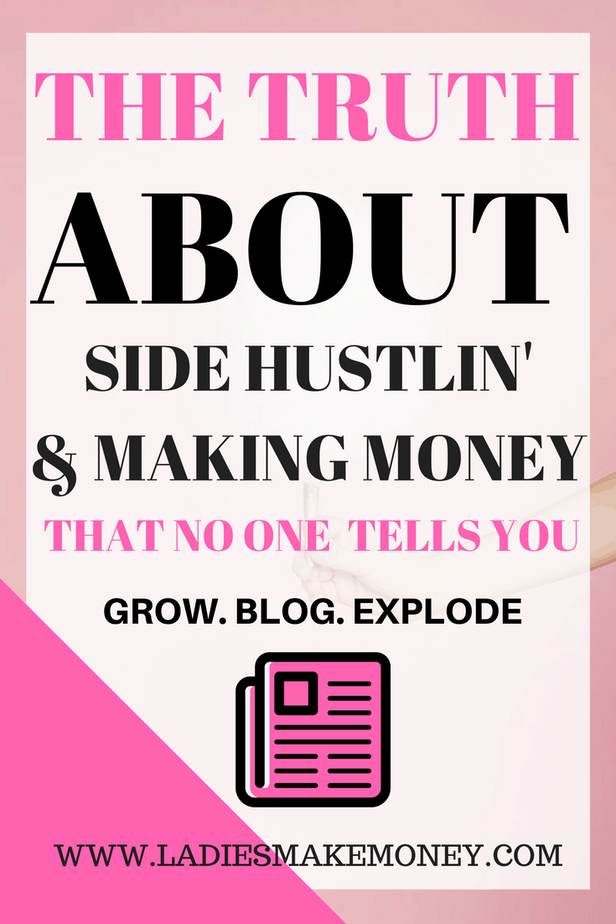 How to side hustle and make extra money online