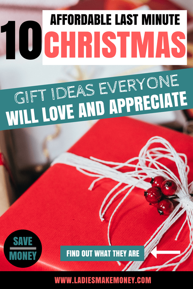 10 Awesome Last Minute Christmas Gift Ideas Under $30.00