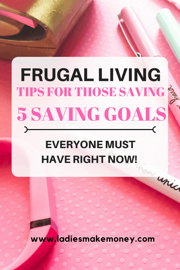 Frugal living ideas and tips to save money