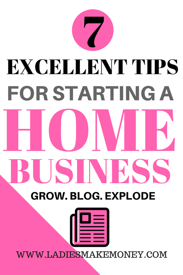 Start a blog and a home business today