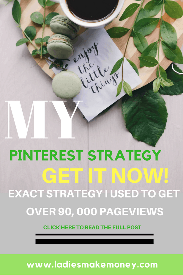 Use Pinteresting strategies to increase your blog traffic using Pinterest. Blog traffic. See how I increased my blog traffic using Pinterest. Blogging strategies that took one blogger's traffic to over 90,000 pageviews a month in less than nine months! #bloggingtips #pinterestmarketing #pinterestmarketingtips #bloggertips