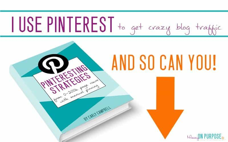Pinteresting strategies to get more blog traffic. Pinteresting strategies to get more blog traffic. Use Pinterest to increase your blog traffic today! Manual pinning is the best way to increase traffic.