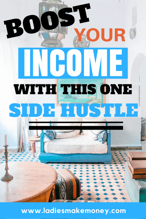 How to make money from home. Make extra cash from home. Increase your income by renting your items online. How to boost your blog income with this one side hustle. Side hustle ideas money. Side hustle passive income. Affiliate marketing for bloggers. Make money from home with this side hustle. How to make extra money from home. How to make extra money from home fast. How to make money on the side. How to make extra money blogging. Ways to make extra money from home as a stay at home mom, Work from home and make extra ,money tips.