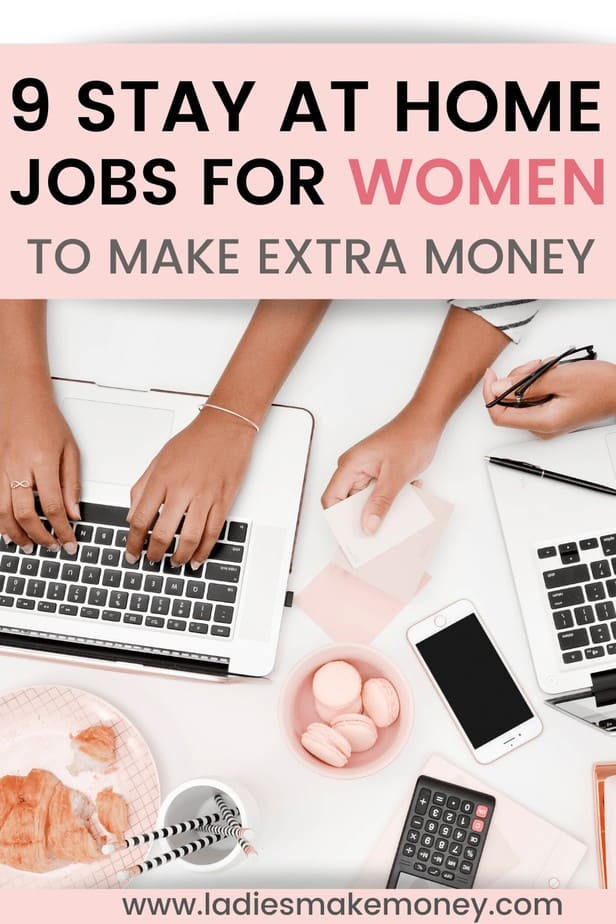 If you are looking for the best stay at home jobs for moms and women entrepreneurs, look no further. We have rounded up some of the best business ideas for women to help you make extra money this month. Find the best high paying career jobs for women by clicking here! #workfromhome #makemoneyonline #sahm
