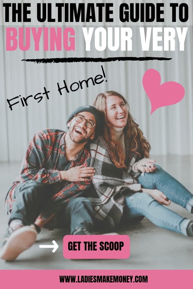 Here are the ultimate tips for first time home buyers you can use to get ahead. New homeowners should consider using this checklist when getting your finances ready to purchase a new home #homebuyer #buyingahome