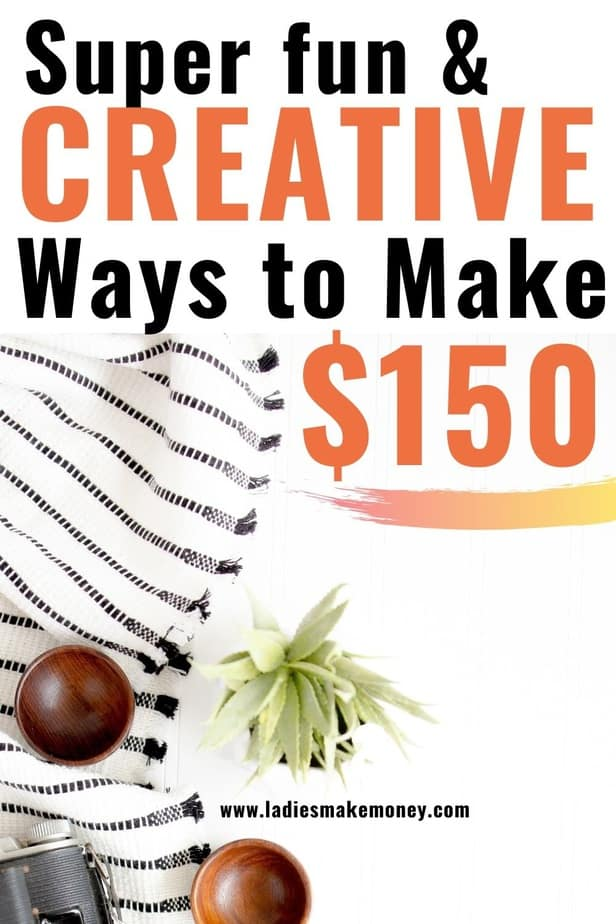 Are you looking for creative ways to make $150 a day working from home? Learn the tips I use to make over $150 day to pay off bills. We have so many Side Ideas you can do starting today to make extra money! Check out these ways to make extra money, blogging, survey sites, focus groups, side hustle, side hustles, make extra money, ways to make extra money #makemoney #workfromhome #sidehustle