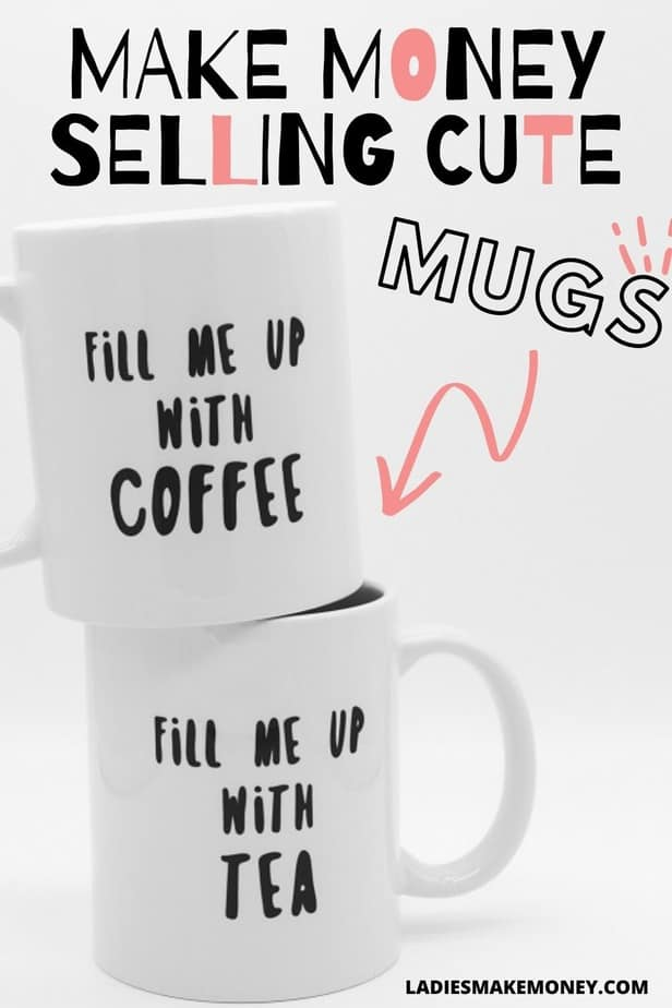 Make Money Selling Coffee Mugs Online with Etsy. Here is your guide to making money on Etsy by selling coffee mugs! Read about 10 types of mugs that sell well online. Get tips about listing and shipping as well!