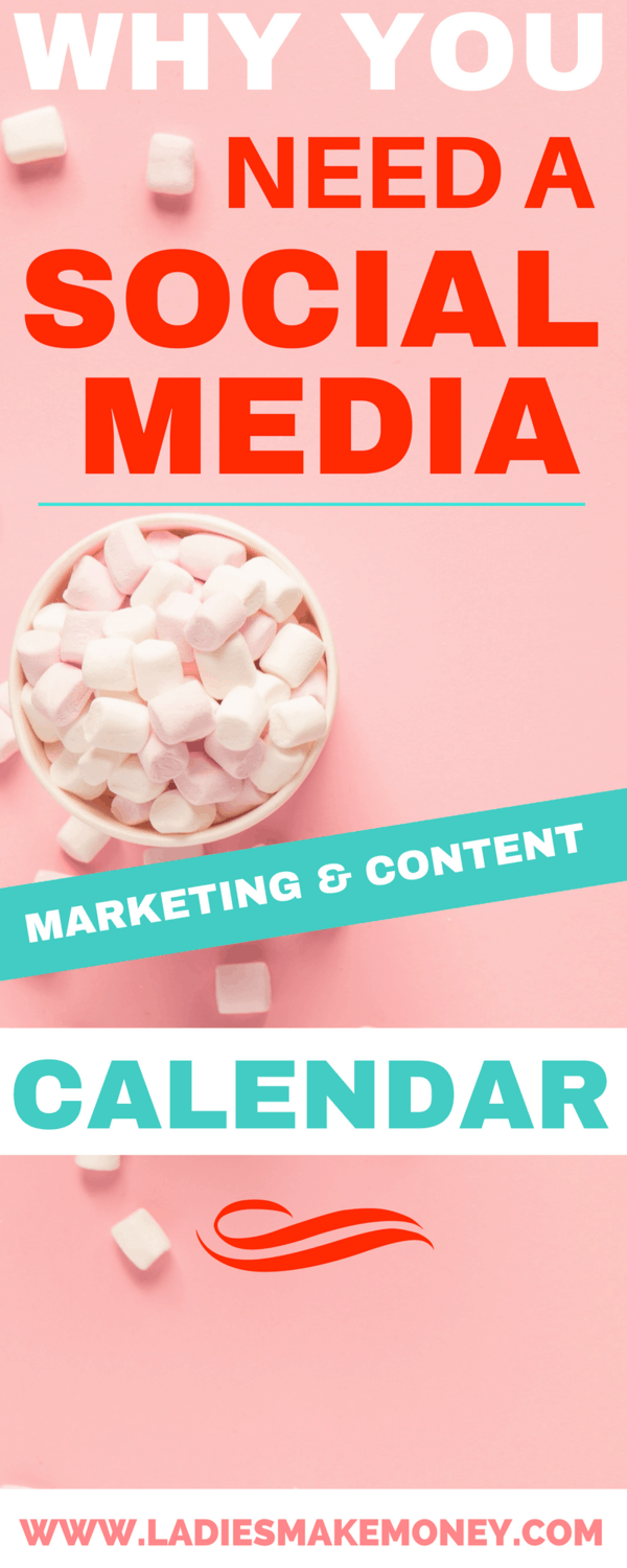 Why You Need a Social Media Marketing and Content Calendar