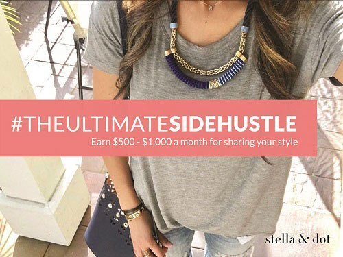 Stella and dot beauty associate. Quick Ways to Make Extra Income even with no job fast. different ways I make extra money each month.- side hustle, side hustles, make extra money, ways to make extra money, work from home. Things to sell to make extra money fast. Make money online fast from home. How to make money online. Learn how to make extra money as a stay at home. Making money for extra income. Side hustlin that will make you extra money everyday. Ways to earn extra money. How to make money as a stay at home mom. #makemoneyonline