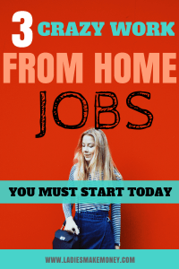 3 Extremely popular work from home side jobs you can do for fast cash (2). Work from home jobs for moms. How to make money working from home. work from home jobs for extra money. Make money fast working from home. high paying work from home jobs. Online business work from home opportunities.