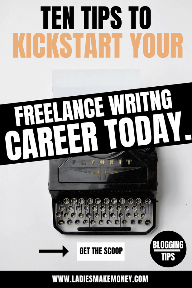 How to start a successful freelance writing career for beginners. Work at home career that you can start today to make extra money working from home. Launch a freelance writing career with no experience today. Learn where to find freelance writing jobs online for beginners and start your own freelance writing career! Work from home and make money fast using skills you already have. #getpaidtowrite #freelance #workfromhome