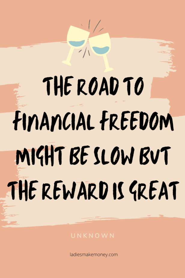 Personal financial quotes to inspire you to become financially free! The path to financial freedom can take self-discipline, control, and planning. It is important to stay focused on your financial goals and dreams, create a spending plan or budget, and then stick to your spending limits. These financial quotes will inspire you to stay focused and move forward with your goals. #financialquotes #moneyquotes #financialfreedom #financialfreedomquotes