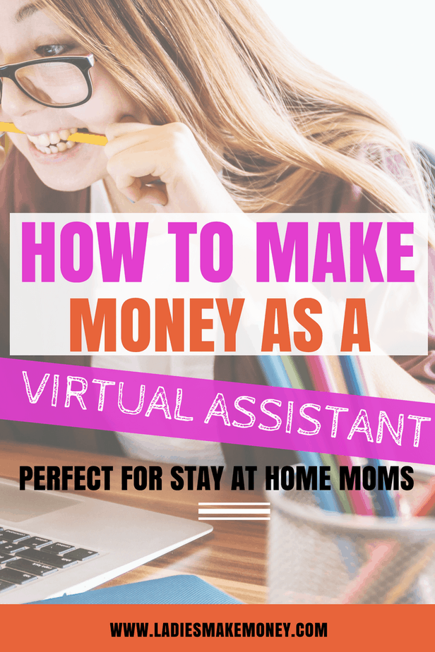 How to make money as a Virtual Assistant. Steps to start the perfect Virtual Assistant Business and make money from home. Working as a VA is a flexible WAH job where beginners can earn a full-time income! Find out how you can become a Virtual Assistant and start making money. Virtual assistant jobs |make money online | ways to make money fast |extra money |Virtual assistant jobs at home | Work at home |online jobs |legitimate work from home jobs #sidehustles #virtualassistantjobs #workathomejobs