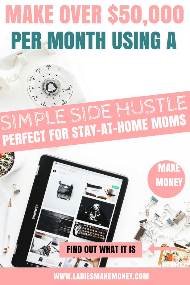If you are a stay at home mom looking for ways to make extra money fast, why not start an online store with Shopify. We have outlined a few reasons why you should start an online store to make extra money while working from home. Work from ideas for moms to make extra cash this summer. Start the perfect side hustle in order to make money from home fast. #sidehustle #workfromhome #stayathome