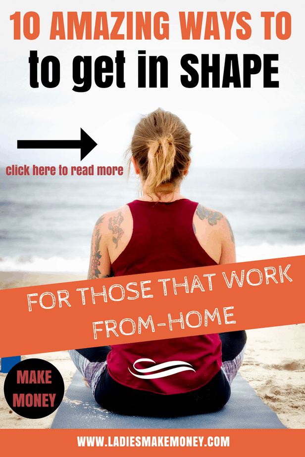 Want to know how to get in shape for women? Ways to stay fit and healthy while working from home. Here is a list of motivation tips that will help you get in shape while working from home. This is perfect for beginners that are looking to get in shape fast. If you work in the office and want to stay fit and healthy read this #workout #stayingfit #behealthy