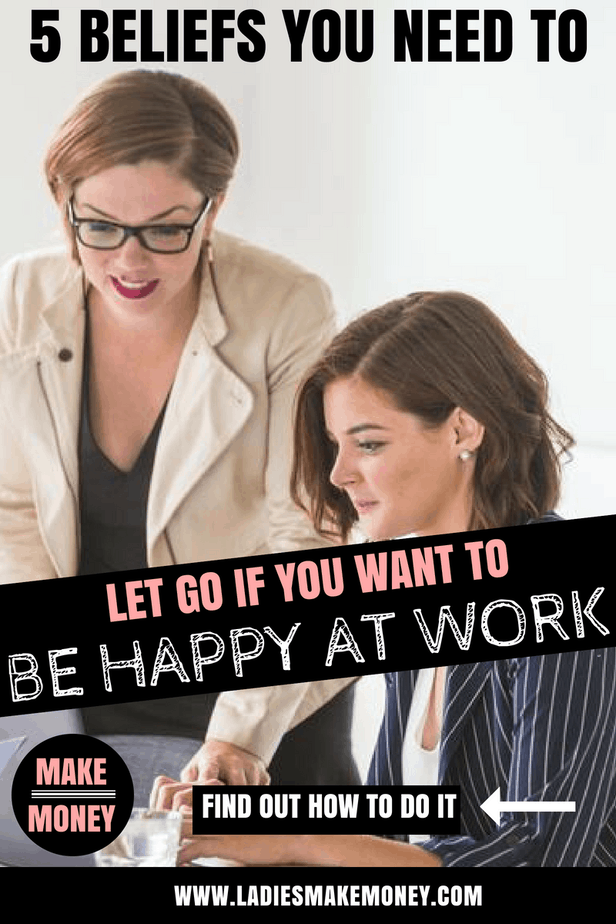 How to improve your productivity and be happy at work. Great tips on how become more productive and have a great day at work. #productivity #behappy #womenentrepreneurs