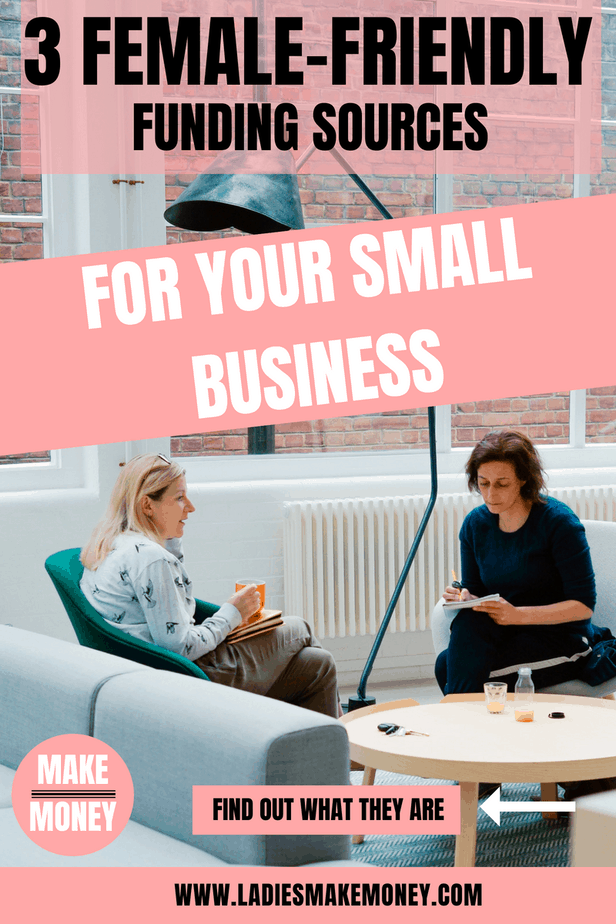 If you're a woman trying to start a business, you should definitely apply for these three small business grants. Start a business with the right funding. The best way to get funding for your small business. #budinesstips #smallbusiness #fundingtips #businessgrants