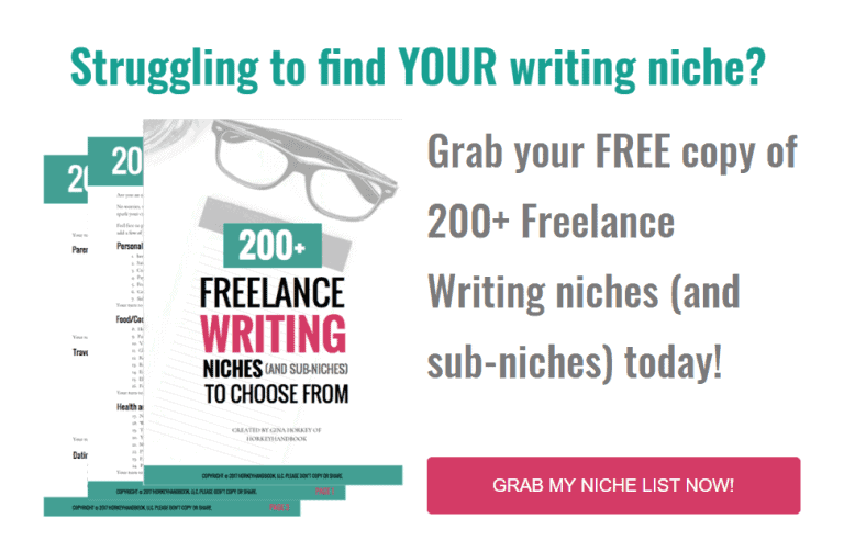 Become a freelance writer working from home!