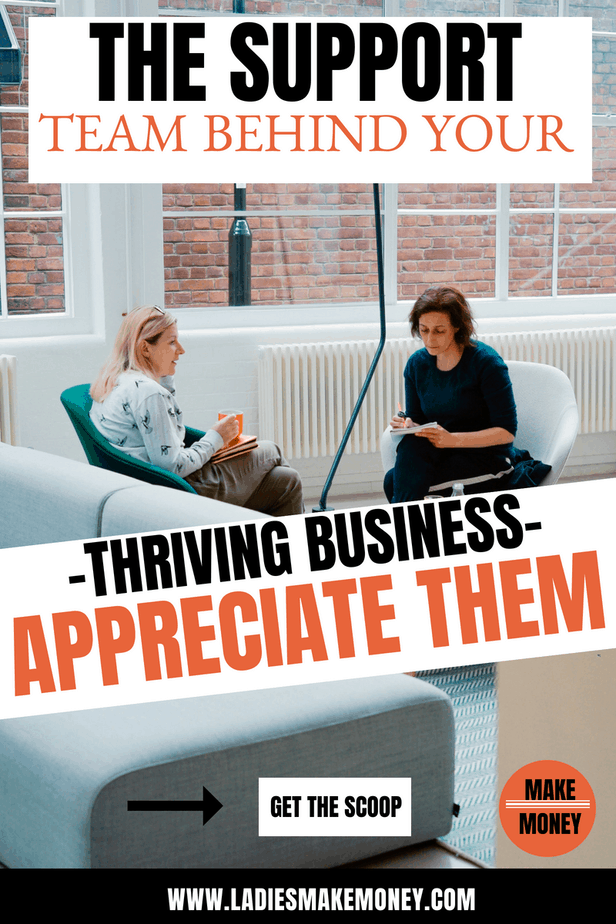 The Best Supporting Roles To Be Found In The Workplace. Learn how the people in your online business support your business the best way possible. VA people are there to help run your business virtually. #workplace #becomeava #workplace #teamwork