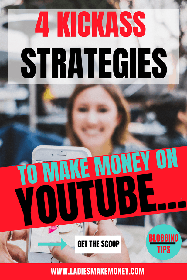 Learn how to make money with YouTube. If you are looking for ways to make money online using Social media, consider monetizing your YouTube Channel. Use Affiliate marketing links on YouTube to make money from home. You can also use Products that you can sell to make money with Youtube. Youtube is the best way to make money online fast. It is the best passive income method you can use to grow your blog and make money #YouTube #makemoneyonline #passiveincome
