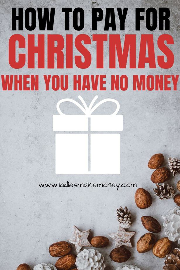 10 ways to make money before christmas | how to pay for christmas without going into debt | how to save money at christmas | christmas budgeting. Learn how to make extra money for Christmas this year. Christmas gift ideas that are not too expensive. Learn how to save money for Christmas and also how to make money before Christmas. How to save money at christmas, christmas budgeting #Christmas #frugalliving #debtfree #savingmoney #holiday #christmasgifts